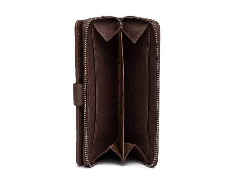 Adax Cormorano Wallet Trude Latte